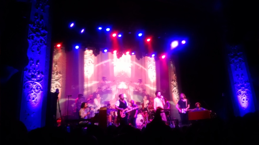 150703-Edward Sharpe and the Magnetic Zeros at Thalia Hall: Photo by Drumnmike